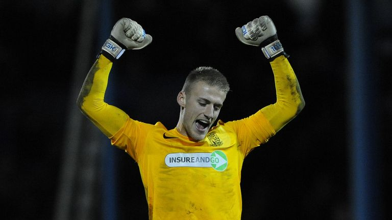 Dan Bentley: Subject of bid from Premier League club