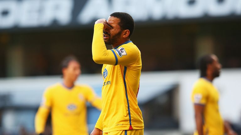 Jason Puncheon: Hit out at Warnock after penalty miss at Spurs