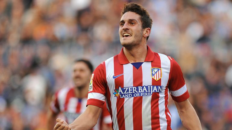 Koke: Spain midfielder a target for Chelsea and Barcelona