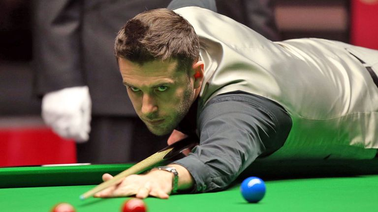 Mark Selby: Perfect in final-frame shootout at the Masters