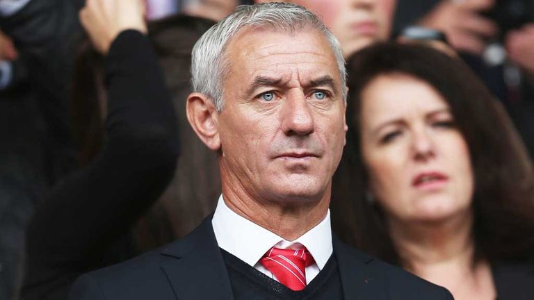 Liverpool legend Rush is now a club ambassador