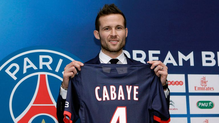 Yohan Cabaye: PSG confirm deal has been done