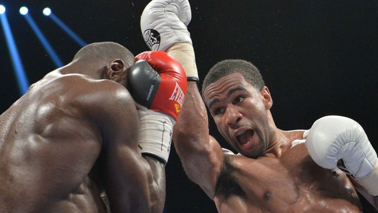 Lamont Peterson: A confident display against Dierry Jean