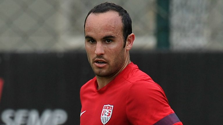 Landon Donovan: Interested in playing in Brazil