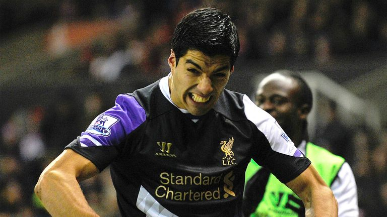 Luis Suarez: Believes Liverpool possess the muscle needed to compete in the Champions League
