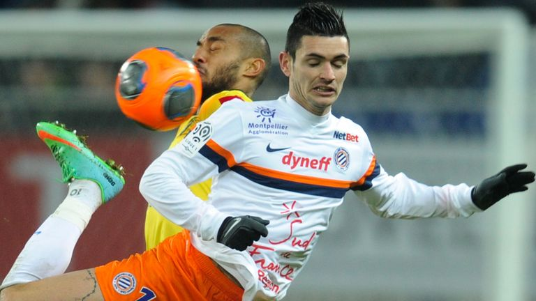 Remy Cabella: Montpellier playmaker wanted by Newcastle