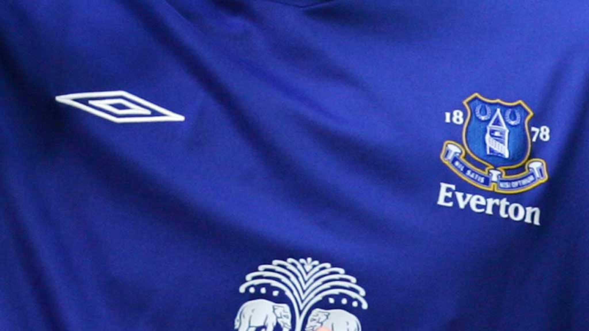 the best attitude 01e8a 08956 Premier League: Everton sign five-year kit deal to restore ...