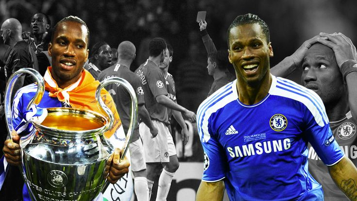 Didier Drogba, Champions League at Chelsea