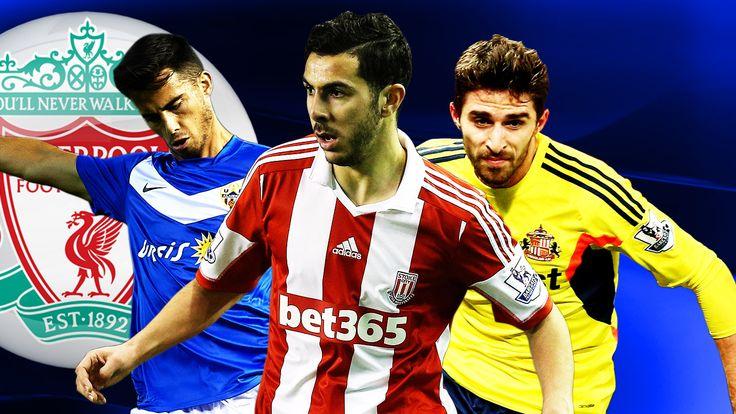 Liverpool Loans: Suso, Fabio Borini, Oussama Assaidi