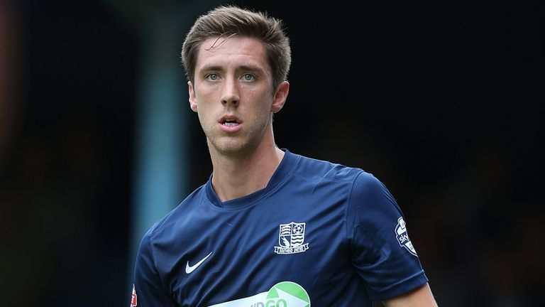 Luke Prosser: Hoping to start