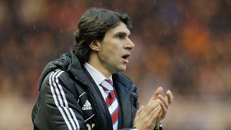 Aitor Karanka: Set to sign striker