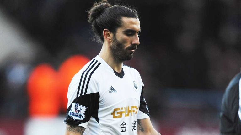 Chico Flores: Reunited with Michael Laudrup
