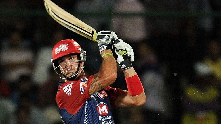 Pietersen pushed for greater opportunities for England players to play in the IPL