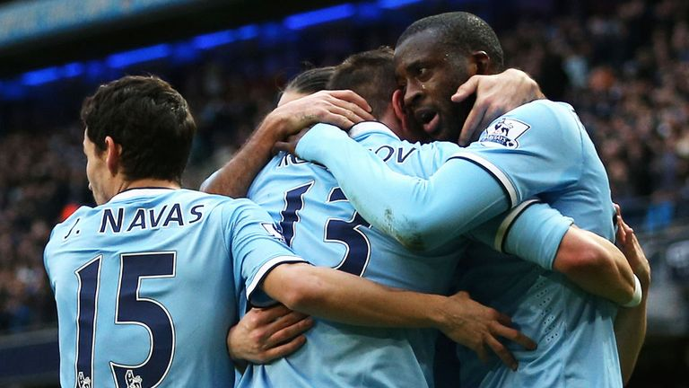 Man City: a Premier League title is surely theirs on Sunday?