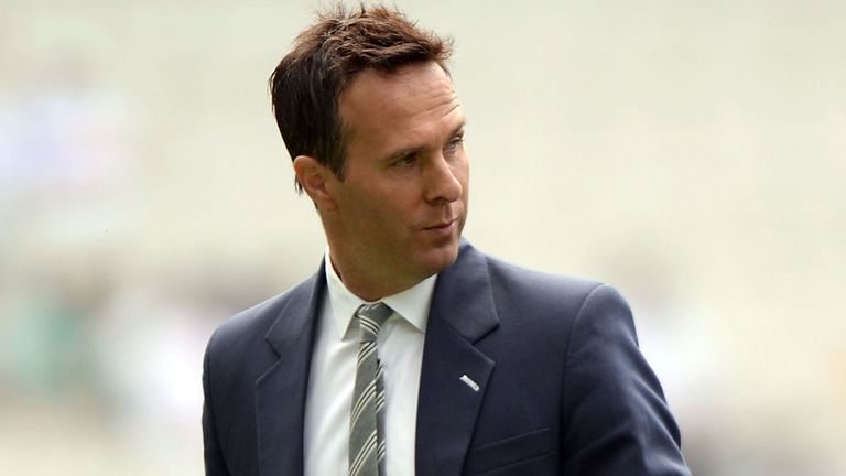 Michael Vaughan: Had been touted as England's potential new Director of cricket
