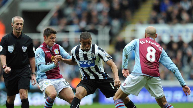Premier League: Loic Remy hails Newcastle's important win over Aston