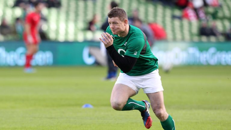 O'Driscoll: A remarkable career