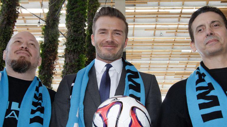 David Beckham: Big dreams in Miami