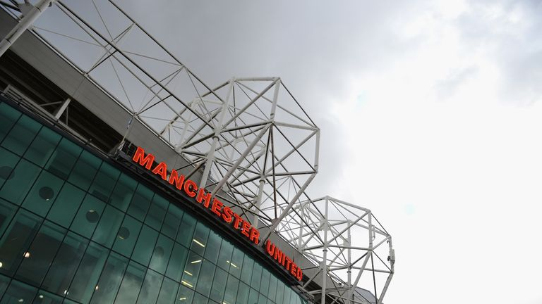 Premier League: US firm Baron Capital buys Manchester United shares