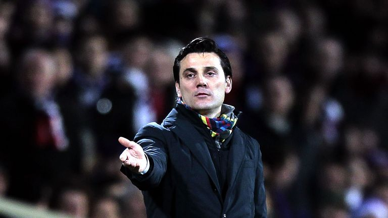 Vincenzo Montella: Wants to end season on a high
