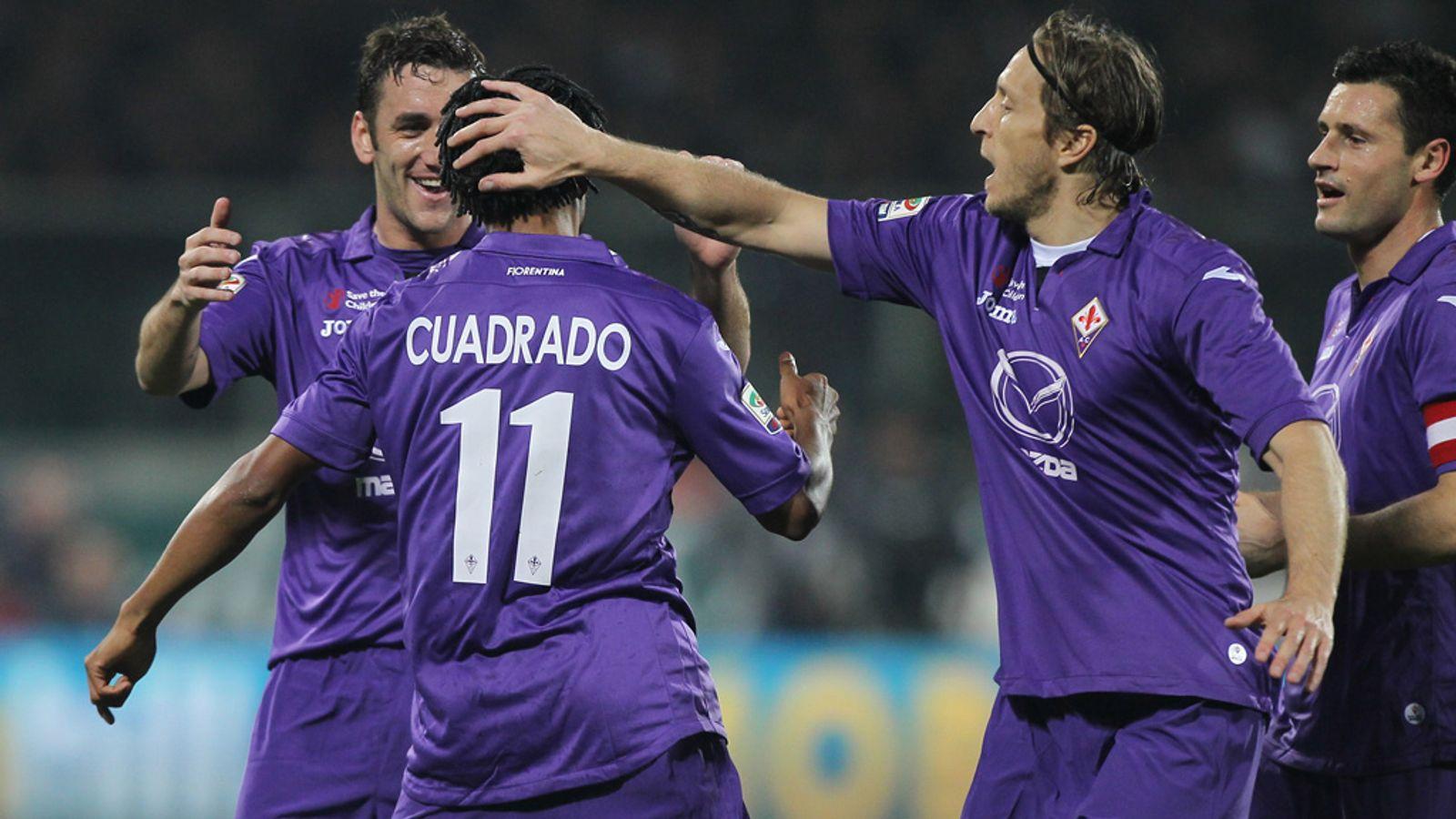Fiorentina 3 - 1 Chievo - Match Report & Highlights