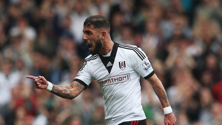 Ashkan Dejagah spent two seasons with Fulham