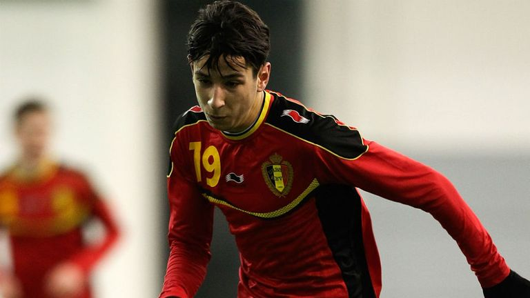 Ismail Azzaoui: Recently played for Belgium U16s against England