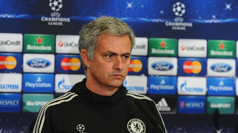 Jose Mourinho: Manager expects improved Chelsea performance at PSG