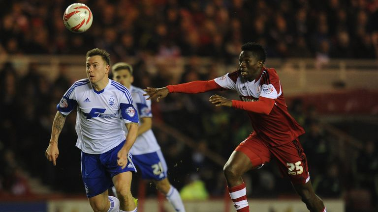 Kenneth Omeruo: Back with Middlesbrough on loan