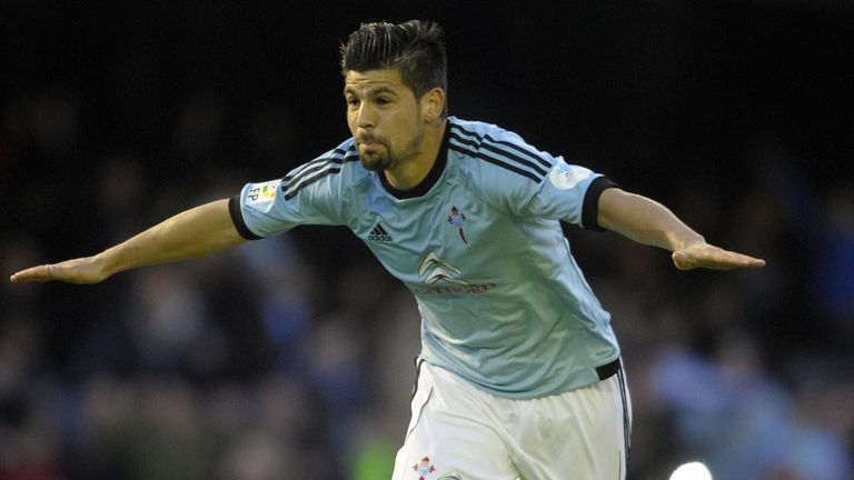 Nolito was among the goals