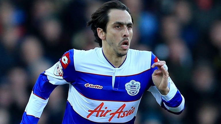 Yossi Benayoun: On target for QPR at Middlesbrough
