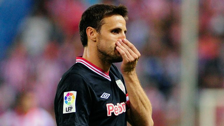 Carlos Gurpegui: Out for the season after suffering knee injury