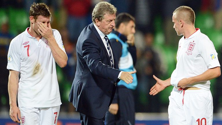 Roy Hodgson: Not worried by Morten Olsen's comments about England