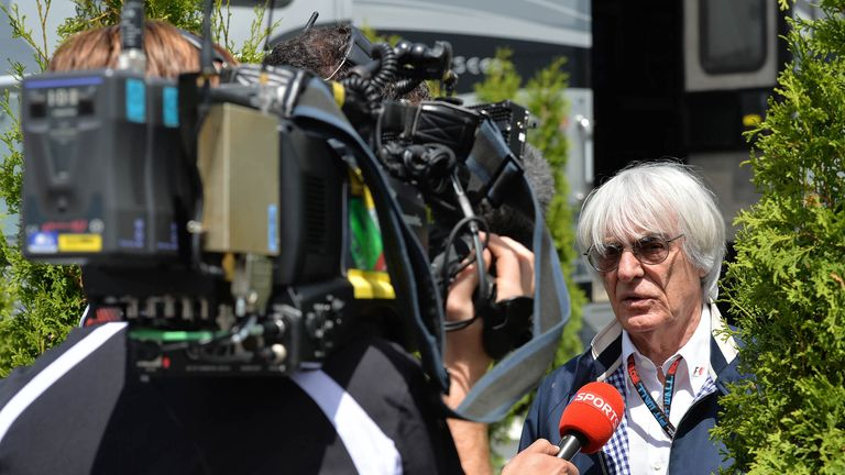 Bernie Ecclestone: Horrified by lack of sound in F1 this season
