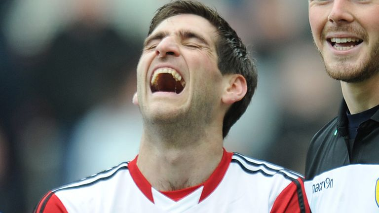 Danny Graham: Sunderland striker Danny Graham has been linked with Middlesbrough