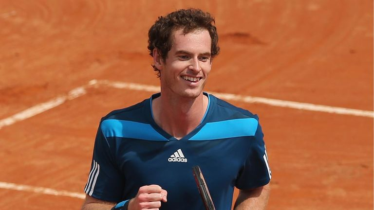Davis Cup: Andy Murray looks ahead to Sunday's reverse singles