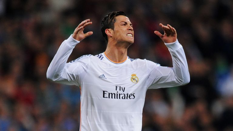 Cristiano Ronaldo: Set for spell on the sidelines