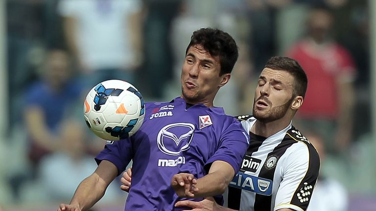 Ryder Matos: Sees his long-term future at Fiorentina