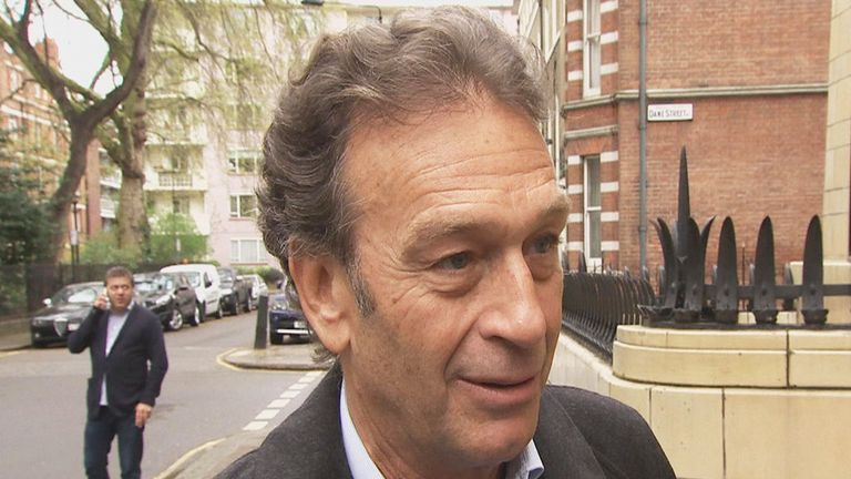Massimo Cellino: Leeds takeover ratified by Football League