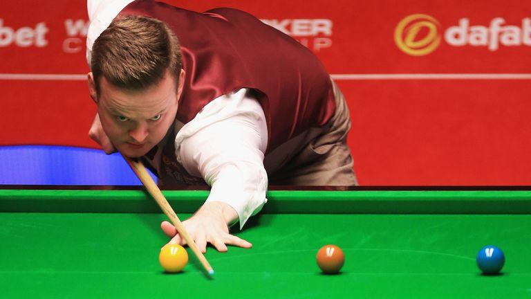 Shaun Murphy beat Jamie Cope in a first-round thriller