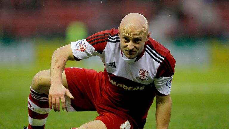 Jozsef Varga: Has featured heavily for Middlesbrough this season