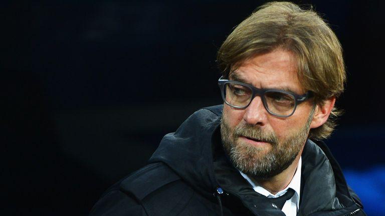 Champions League: Borussia Dortmund Coach Jurgen Klopp