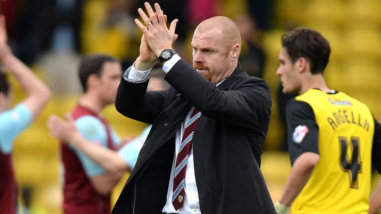Sean Dyche: Looking to add, but only at the right price