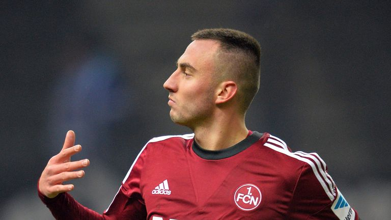 Josip Drmic: One of Europe's hottest prospects