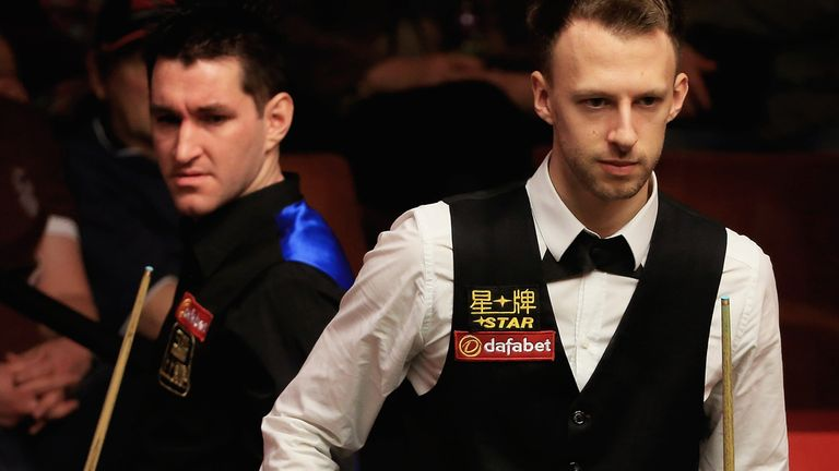 Judd Trump: Saw-off a fightback from Tom Ford