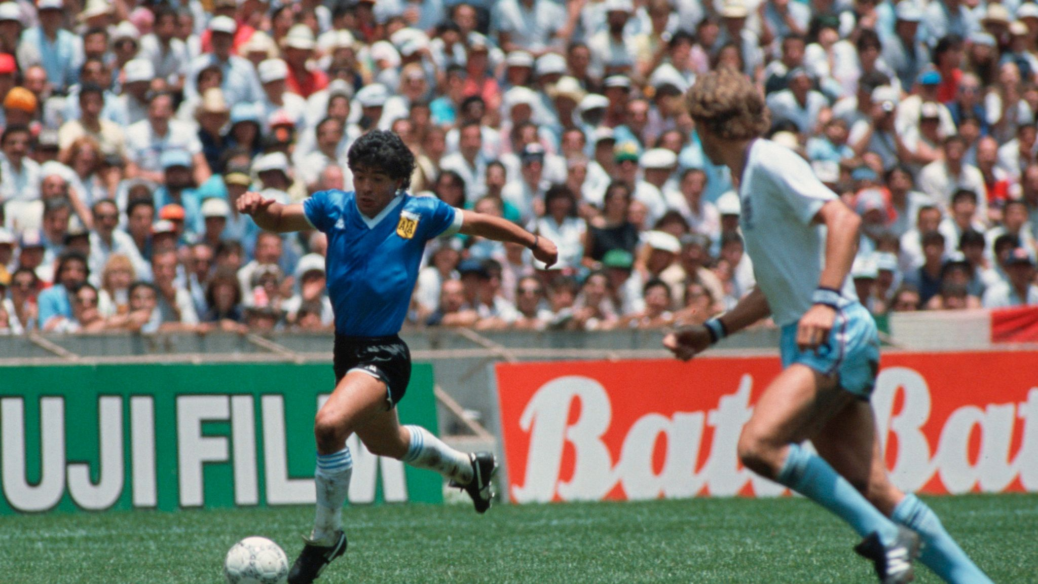 Diego Maradona Versus England In The 1986 World Cup Could