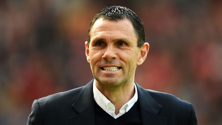 Gus Poyet is currently manager at AEK Athens in SuperLeague Greece