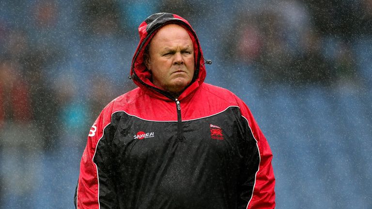 Justin Burnell: Happy to welcome six more recruits to London Welsh