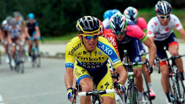 Rafal Majka took an impressive seventh overall at last year's Giro