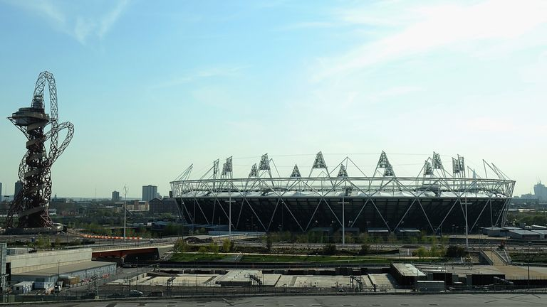 The Olympic Stadium: Costs now top £600m